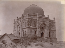 General view of [Sheesh Gumbad], Delhi 1003900
